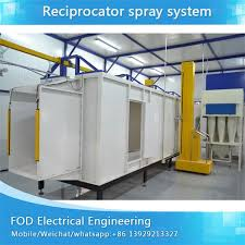 est beads painting machine electrostatic powder coating system for motorcycle fod electrical eng