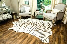 captivating zebra print area rug 8 10 with brown and cream zebra area rug zebra