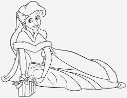 Small Picture Ariel Princess Coloring Pages Princess Ariel Dancing Coloring Page