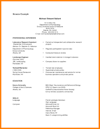 Pdf Resume Sample 60 Resume Cv Sample Pdf Resume Template Pdf Resume Samples 2