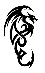 Easy Dragon Designs Simple Dragon Tattoos Image Galleries Imagekb Com Dragon
