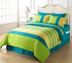 striped bedding