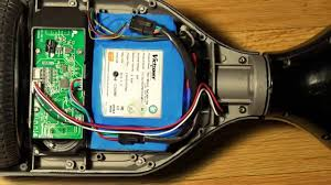 hoverboard internals battery self balancing two wheel scooter hoverboard internals battery self balancing two wheel scooter see the battery