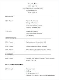 Resume Format Free Download Formats Free Download Templates Free