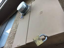 put a padlock on your fuse box fuse box lock Fuse Box Lock #45
