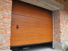 ... Porte De Garage Bois Budget Maison Com Con Porte De Garage En Bois E 2  Porte ...