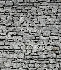 8x8FT Indoor Dark Grey <b>Rock Stone Wall</b> Wedding <b>Custom</b> ...