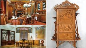 beautiful examples of art furniture a radical design change in its time nouveau wikipedia