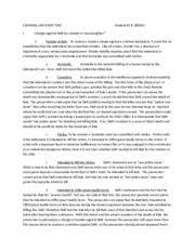 te crimlaw ma murder mitigation new criminal law essay  4 pages criminal law essay 2 my answer murder or manslaughter
