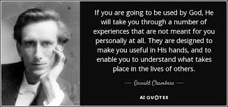 Oswald Chambers Quotes Adorable TOP 48 QUOTES BY OSWALD CHAMBERS Of 48 AZ Quotes