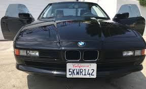 Coupe Series bmw 840 for sale : Leann Rimes' First Car: 1997 Bmw 840 Jet Black W Sun Roof Great ...
