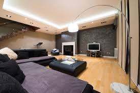 tray lighting. Therefore, You Can Apply A Maximum Lighting With Some Interesting Ideas. One Of The Ideas That Maximize Your Space Is By Applying Tray Ceiling E