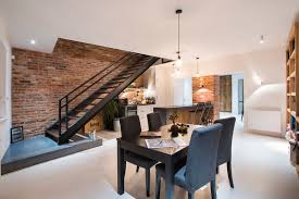 apartment design. Apartment Remodel Uncovers Its History And Restores Charm Design N