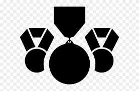 Medal Clipart Black And White Awards Black And White Free
