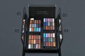 mac por mac eyeshadow palette 15 color 1 mac makeup looks