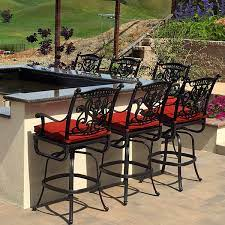grand tuscany bar stool by hanamint