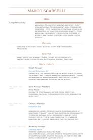 Importance Of A Resume Import Export Manager Resume Importance Of