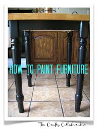 paint furniture without sandingHow to Paint Furniture without sanding  The Crafty Collaborative