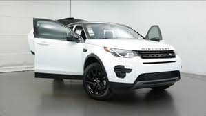 land rover discovery sport white. 2017 land rover discovery sport courtesy vehicle 16037306 6 white