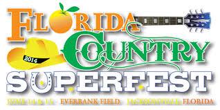 Florida Country Superfest 2014 Cid Entertainment