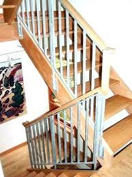 stair railing ideas for decks railings spiral wood exterior rustic staircase interior best on sim