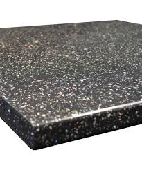 black sparkle gloss 30mm laminate kitchen worktop