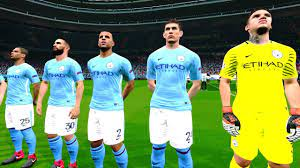 Manchester City vs PSG | UEFA Champions League 2017/18 Gameplay - YouTube