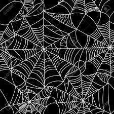 Spider Web Pattern Stunning Halloween Spider Web Seamless Pattern Royalty Free Cliparts Vectors
