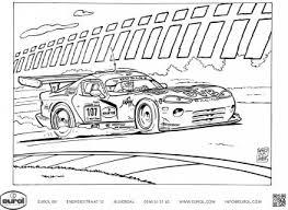 Kleurplaat Raceauto Downloaden De Leukste Auto Kleurplaten Eurol