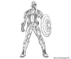 Small Picture Captain America Coloring Pages Coloring Coloring Pages