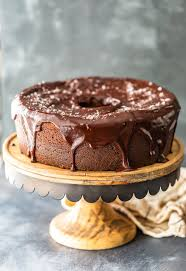 Velvet Chocolate Cake Recipe With Chocolate Ganache Icing Video
