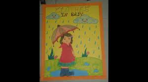 Punjabi Chart Beautiful Charts For School Project Easy Craft Work Rainy Season Math Chart Punjabi Chart