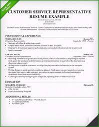 Telephone Sales Representative Resume Samples Customer Service Representative Resume Examples Perfect