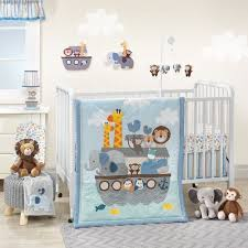 nursery crib bedding set noahs ark