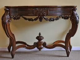 Lovable Antique Console Table with Antique Console Table Giving Your