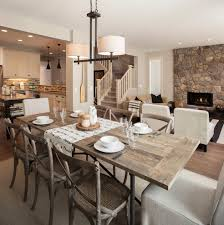 simple rustic dining room ideas with additional home decorating