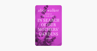 in search of our mothers gardens on apple books