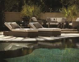 3 piece coronado wicker chaise lounge set from sunset west