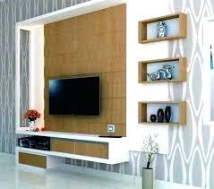 Bedroom Tv Furniture Modern Cabinet Design Fancy Panel Designs For