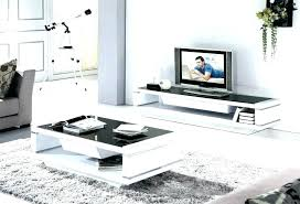 matching white tv unit and coffee table stand uk cabinet set kitchen drop dead gorgeous st