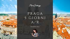 Offerte Voli Praga a/r a partire da 30€! – MimiOnthego