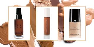 here the 15 best foundations for every skin tone