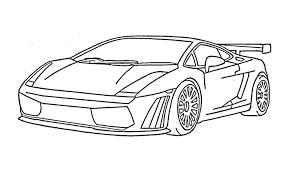 Voiture Dessin Lamborghini L L L L L L L