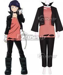 Us 64 39 8 Off My Hero Academia Boku No Hero Akademia Kyouka Jirou Cosplay Costume E001 In Anime Costumes From Novelty Special Use On Aliexpress
