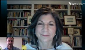 interview anna quindlen author of black and blue  live anna quindlen