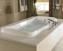 Creating a Relaxing Bathroom by Installing Jacuzzi Tubs : Jacuzzi Whirlpool  Bathtubs