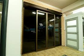 automated sliding doors