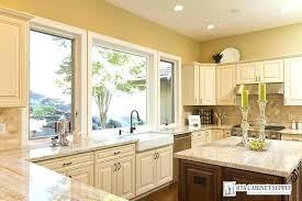 ivory kitchen cabinets. Ivory Kitchen Cabinets Maple Glazed Amazing Glaze Cream