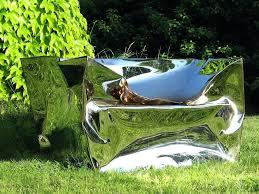 modern garden art modern art for your house or garden welded metal art modern garden art