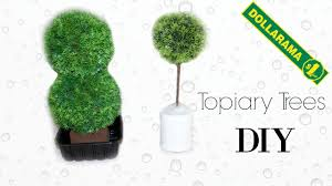 Modern Diy Diy - Faux Plant Pinterest Youtube Store Tree Dollar Topiary